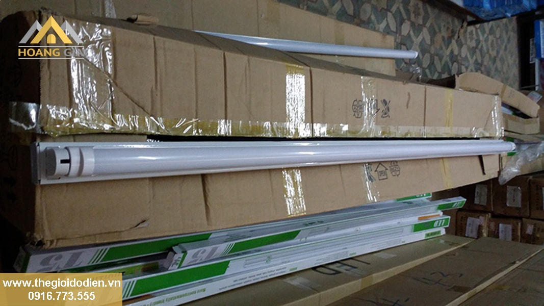 Bộ bóng đèn tuýp led giá rẻ nhất tại Hà Nội