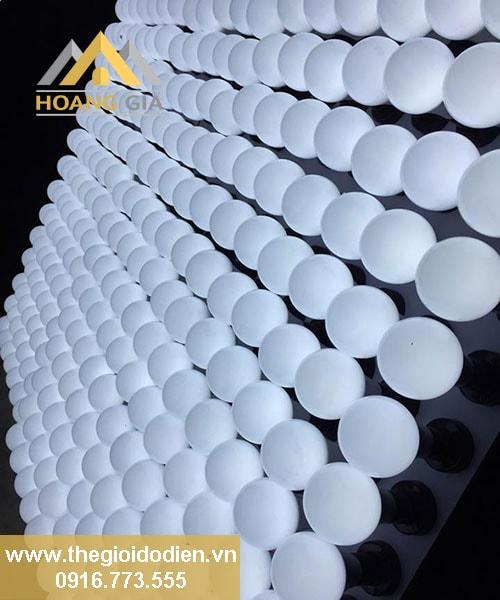 đèn led búp bulb siêu tiết kiệm điện tlc rạng đông