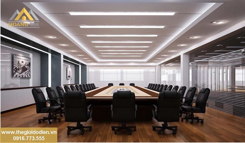 Đèn tuýp led cho phòng họp văn phòng