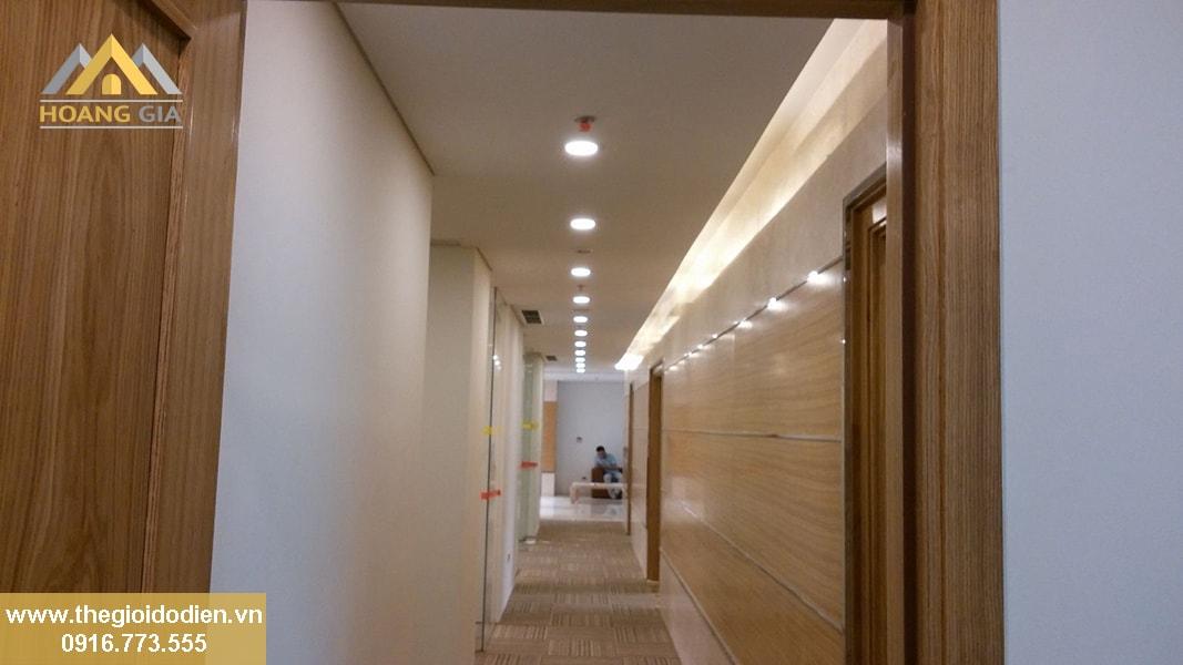 Sử dụng đèn led chiếu sáng hành lang thích hợp nhất