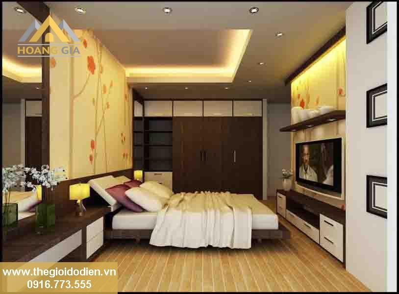 Tư vấn hệ thống đèn led chiếu sáng cho phòng ngủ