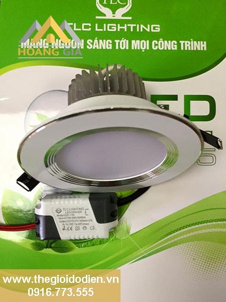 Nguyên tắc hoạt động của đèn led downlight âm trần