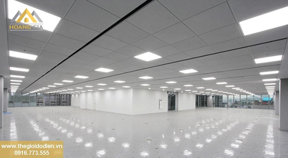 Đèn led panel là gì? Thông số kĩ thuật đèn led panel tấm