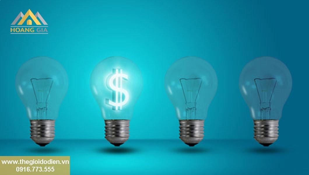 Giải pháp tối ưu để tiết kiệm điện: mua đèn led chiếu sáng