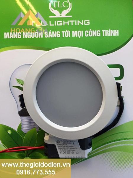 Lựa chọn màu sắc đèn led âm trần cho nhà ở, chung cư
