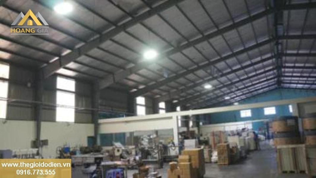 Bố trí hệ thống chiếu sáng cho nhà xưởng bằng đèn led cao cấp