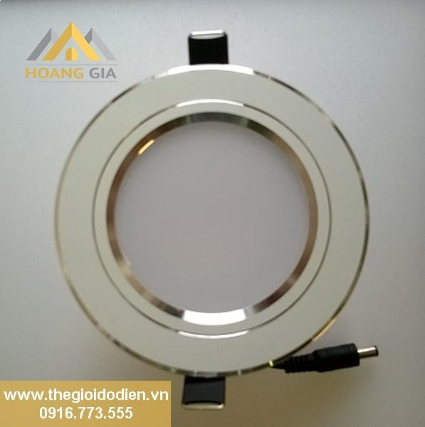 Lựa chọn đèn led âm trần đổi màu công suất 7W giá rẻ nhất ở Hà Nội
