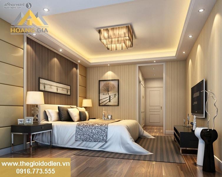 Không gian sang trọng hơn với đèn âm trần cho nhà ở