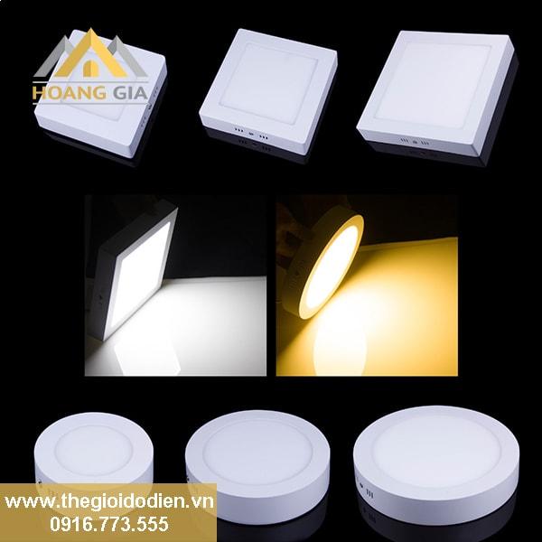 Những đặc điểm của đèn LED chiếu sáng công nghệ cao