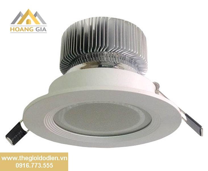 Những đặc điểm nổi bật của đèn led downlight âm trần cao cấp