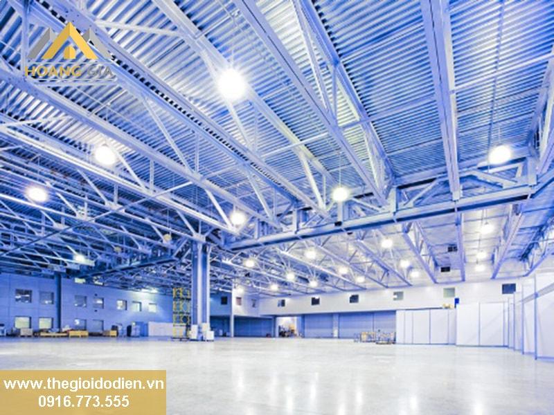 Những điều cần biết khi mua đèn led chiếu sáng công nghiệp