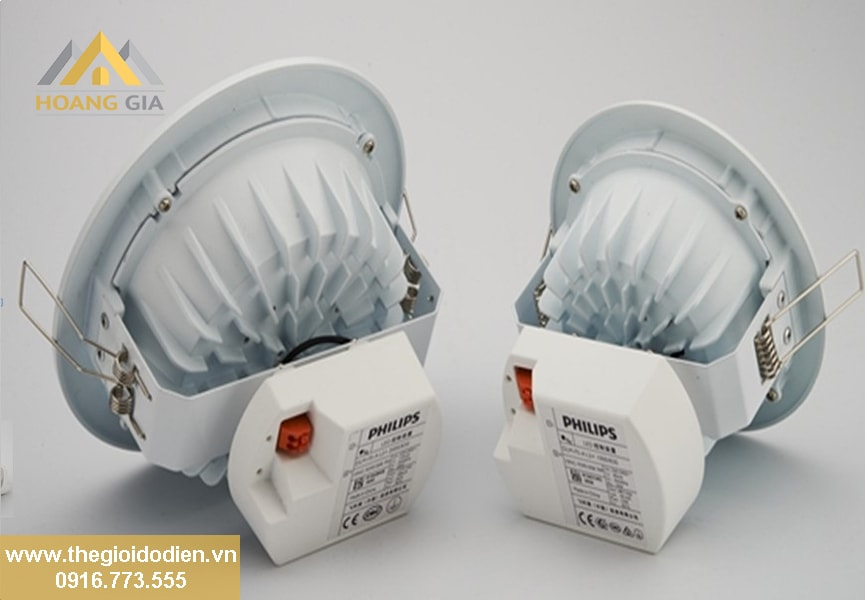 Tiêu chí để lựa chọn đèn led âm trần cao cấp tại Hà Nội