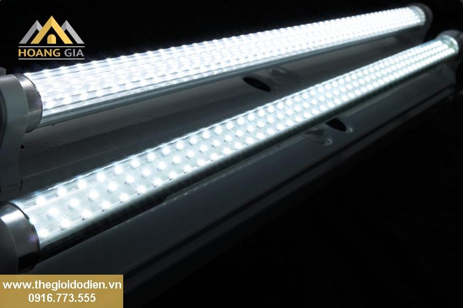 Những ưu điểm vượt trội của đèn tuýp led so với đèn huỳnh quang truyền thống
