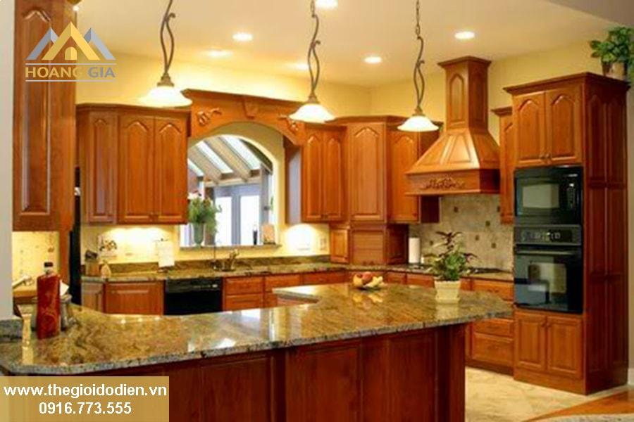 Chọn mua đèn led cho phòng bếp loại nào thì phù hợp ?