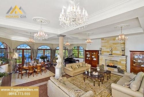 Lựa chọn đèn led trang trí cho phòng khách tốt nhất tại Hà Nội