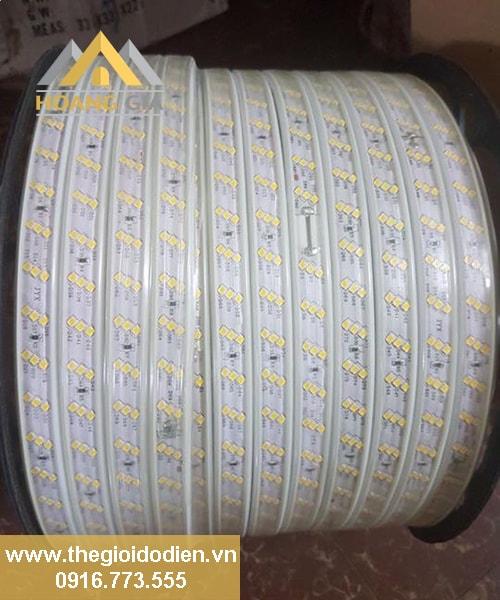 Đèn led dây 3 hàng siêu sáng