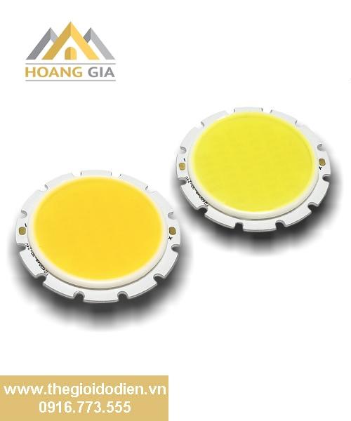 Ưu điểm tuyệt vời của đèn âm trần Chip COB - Đèn LED Hà Nội
