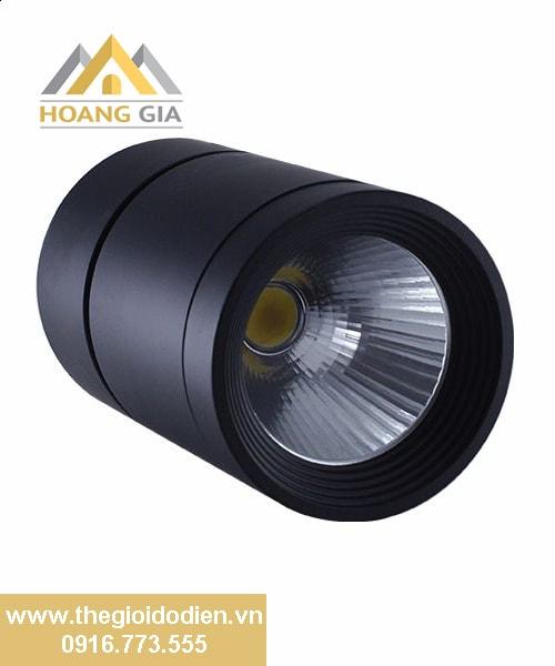 Đèn led ống bơ KingLed OBR-15-D