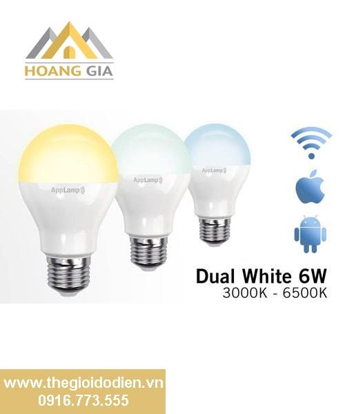 Đèn LED BÚP thông minh công nghệ mới phát sóng WiFi