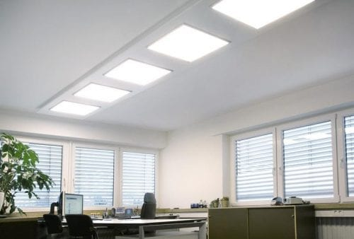 Cấu tạo đèn LED Panel tấm cao cấp