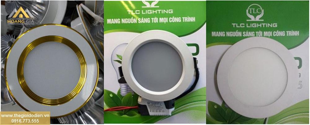 Đèn LED tại Tp HCM đèn led giá rẻ nhất Sài Gòn