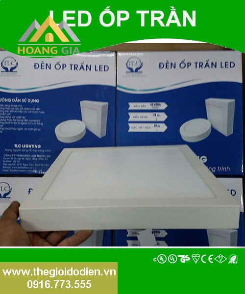 Đèn LED tại Bắc Từ Liêm| Đèn LED giá rẻ ở Từ Liêm, HN