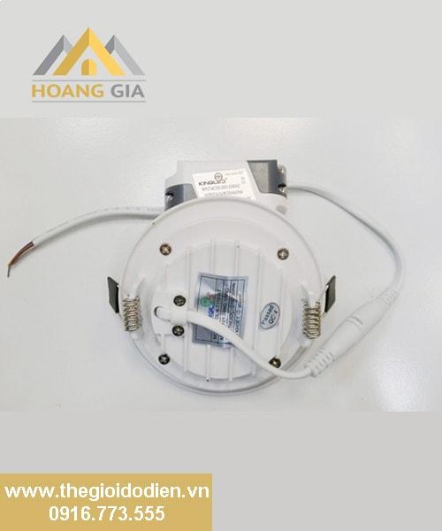 Đèn led âm trần Kingled 12w DL-12-T120