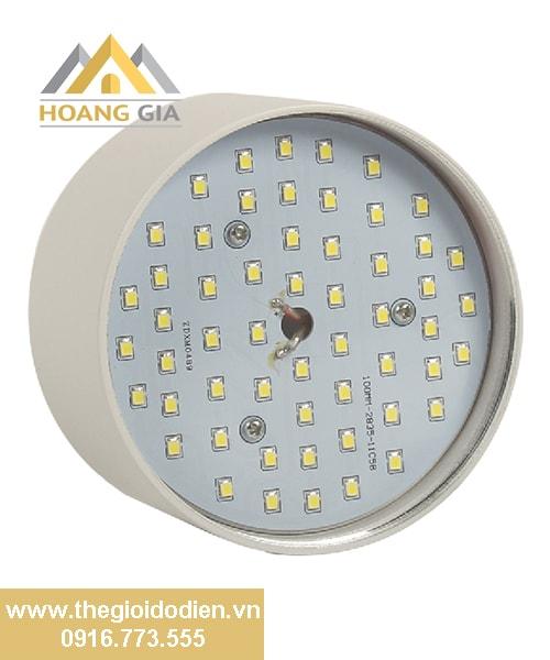Đèn led ống bơ tán quang 7w Kingled OBK-7