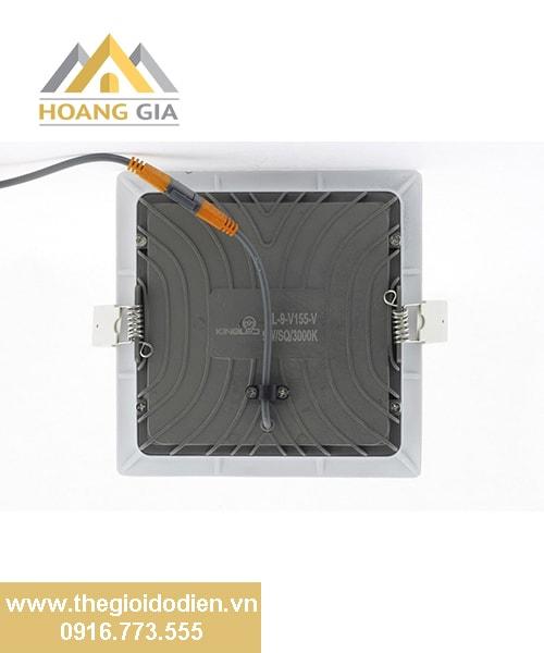Đèn led Panel Kingled vuông 16w PL-16-V200
