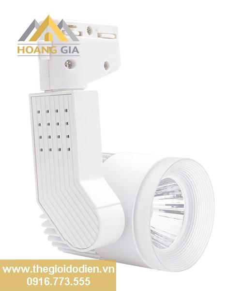 Đèn rọi ray 20w Kingled DTL-20 vỏ trắng