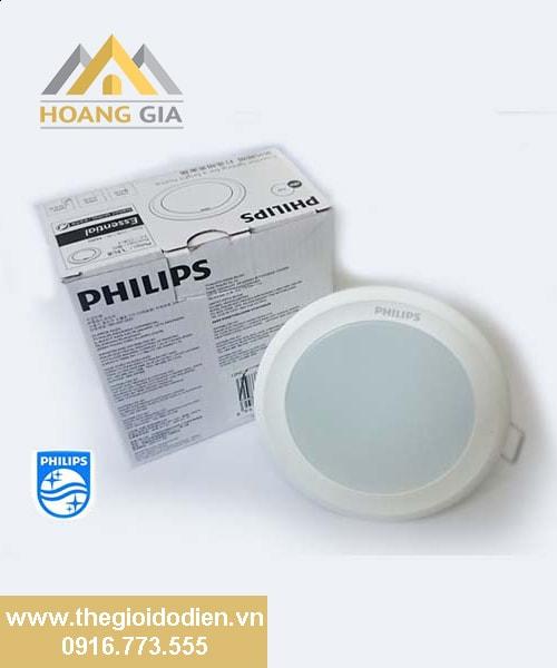 Đèn led âm trần Essential Philips 44080 3w