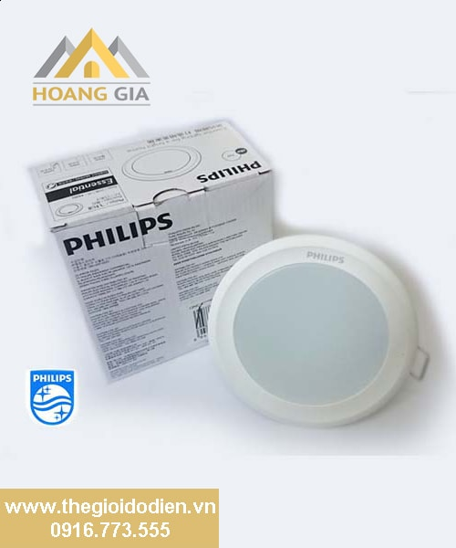 Đèn led âm trần Essential Philips 44083 9w