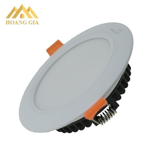 đèn led âm trần Kingled 12w DL-12-T140