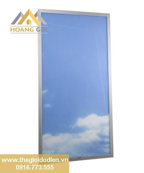 Đèn led panel Rạng Đông 75w 600x1200 in mây trời DP01 MT 60x120/75W