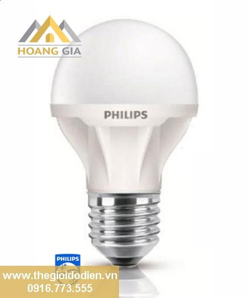 Đèn búp led EcoBright 6-60w Philips