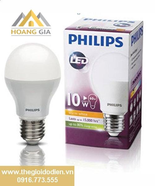 Đèn búp led Philips 10w