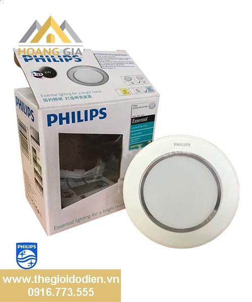 Đèn led âm trần Philips Recessed 66063 6w