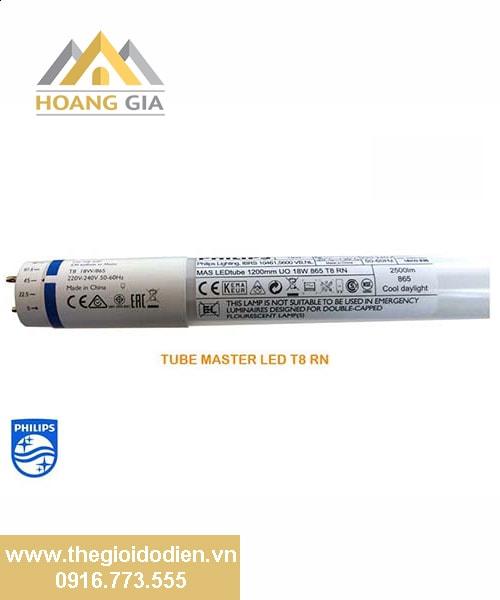 Đèn tuýp led Master T8 RN Philips 1m2 18w