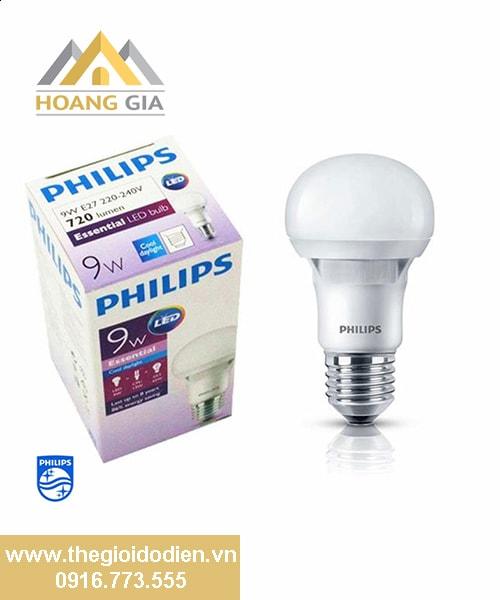 Đèn led búp 9W Essential Philips