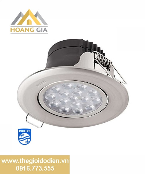 Đèn led chiếu điểm spot light 47040 5w philips