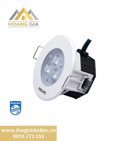 Đèn led chiếu điểm âm trần RS013B 6W Philips