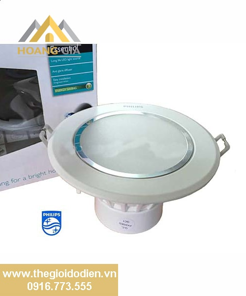 Đèn led âm trần Philips Recessed 66067 6w