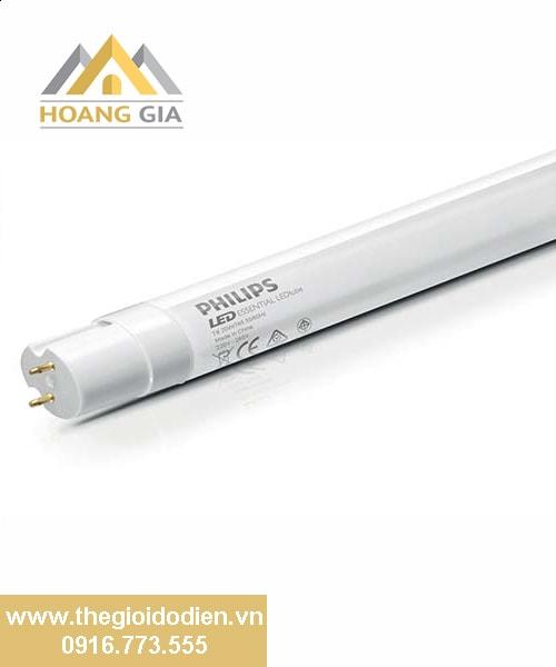Đèn tuýp led Essential T8 Philips 0.6m 9w 865