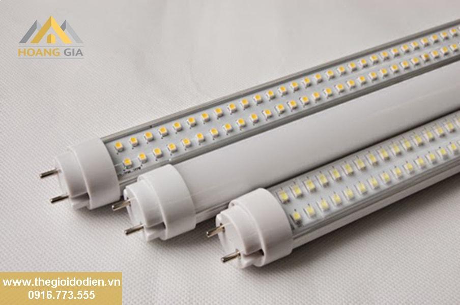 Sơ lược về cấu tạo và ưu điểm của bóng đèn tuýp led T8
