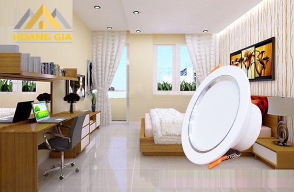 Cách lựa chọn đèn LED âm trần cao cấp cho không gian chiếu sáng