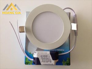 đèn LED âm trần siêu mỏng