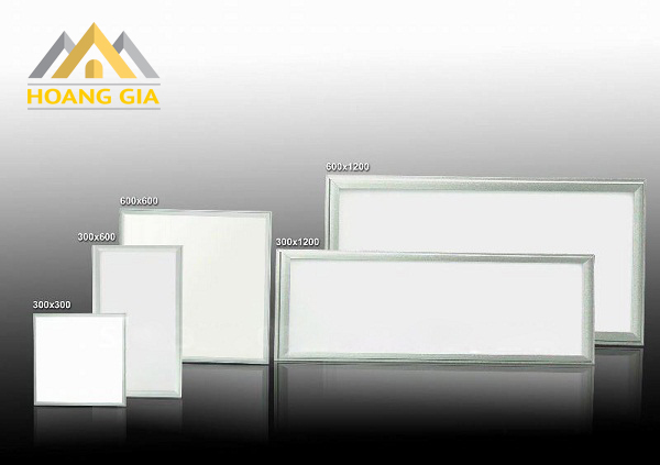 các kích thước đèn led Panel