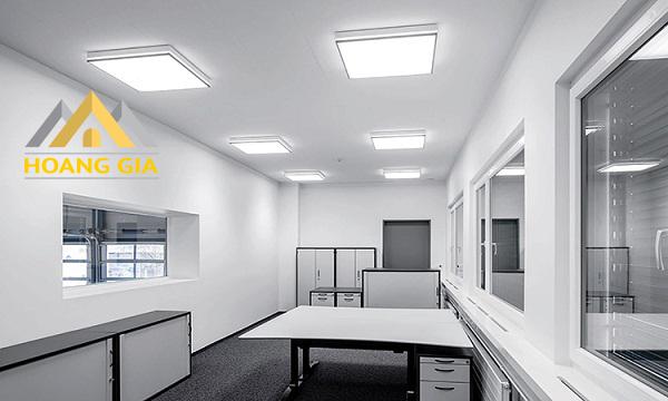 Một số đặc trưng của dòng đèn LED âm trần bê tông