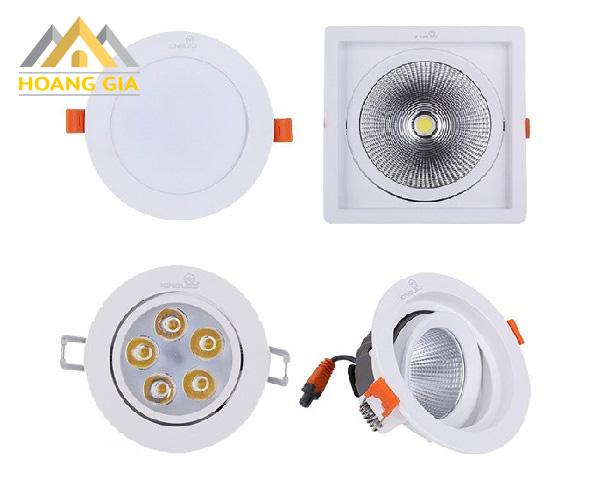 Tiêu chuẩn để đánh giá đèn LED âm trần thạch cao tốt trên thị trường