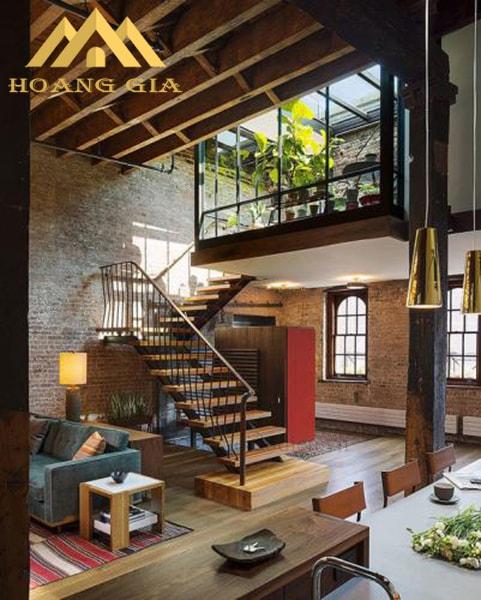 Chiêm ngưỡng những ngôi nhà có tầng lửng đẹp ngắm mãi cũng không chán